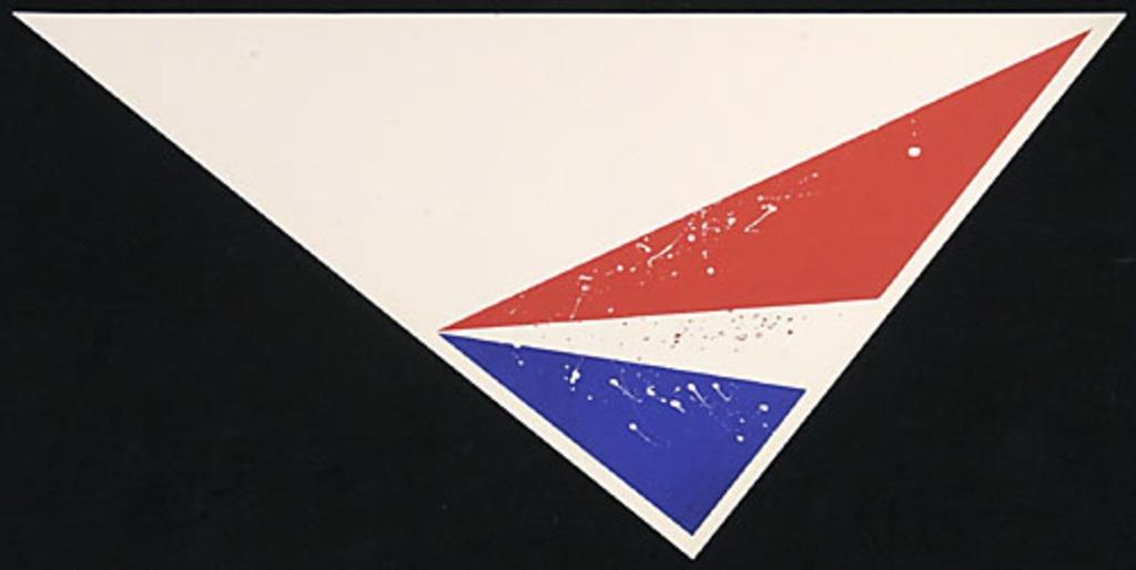 «H», de la série « Triangle »
