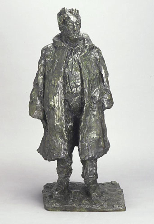 Jean-Paul au manteau