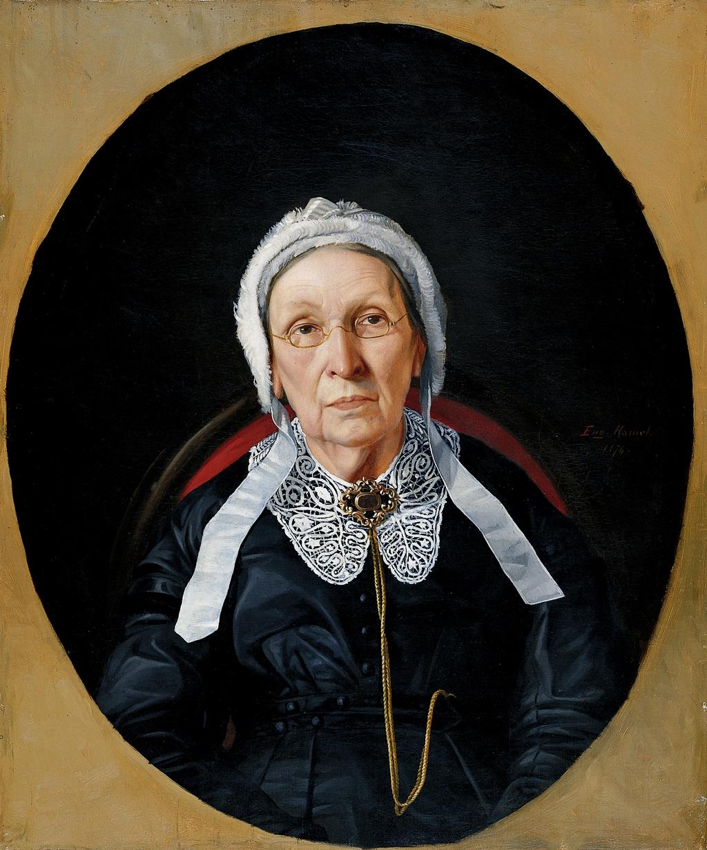 Madame Charles Lemieux, née Julie Gagnon