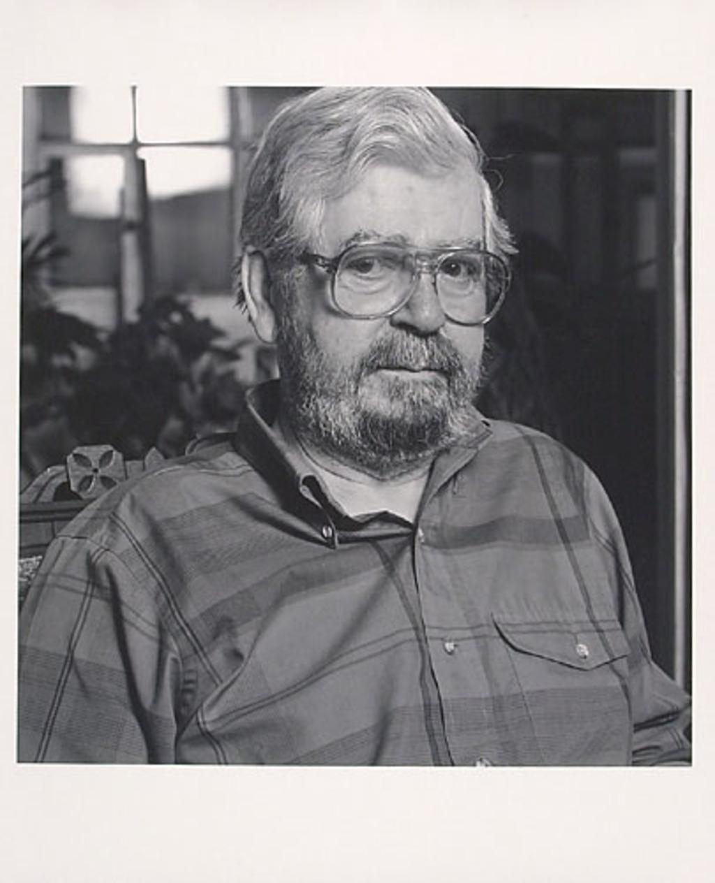 Léon Bellefleur, lauréat du prix Paul-Émile-Borduas 1977