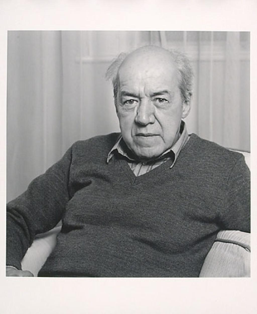 Julien Hébert, lauréat du prix Paul-Émile-Borduas 1979