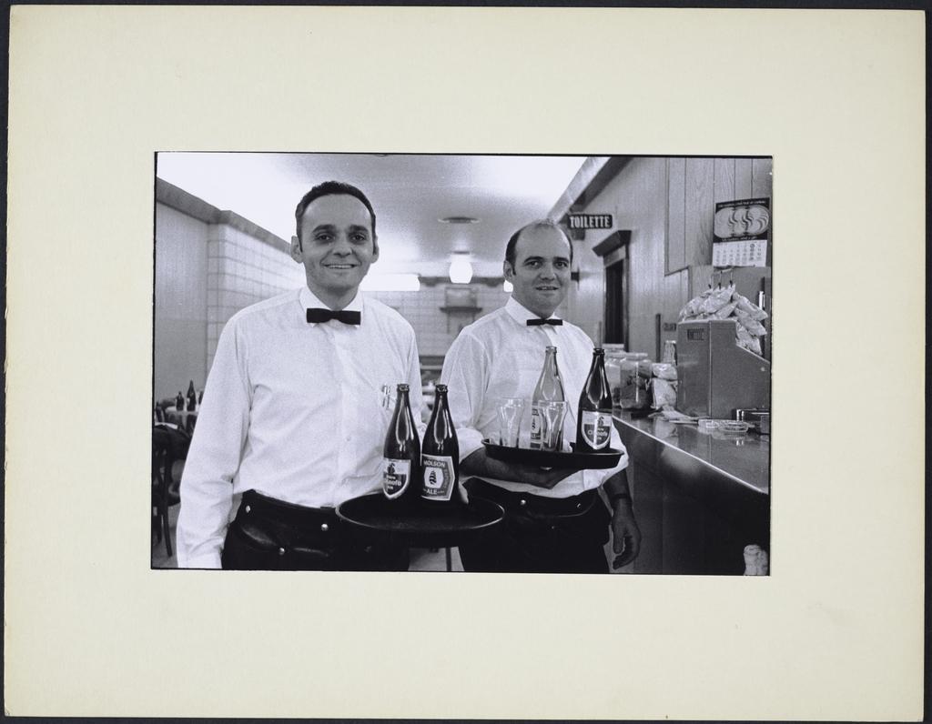 Les Deux Fils, de la série « La Taverne »
