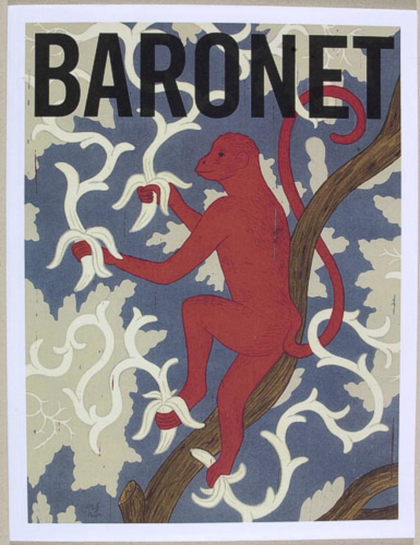 Catalogue des meubles Baronet 2004