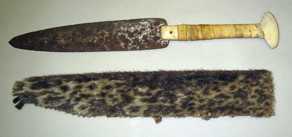 Étui à couteau à neige