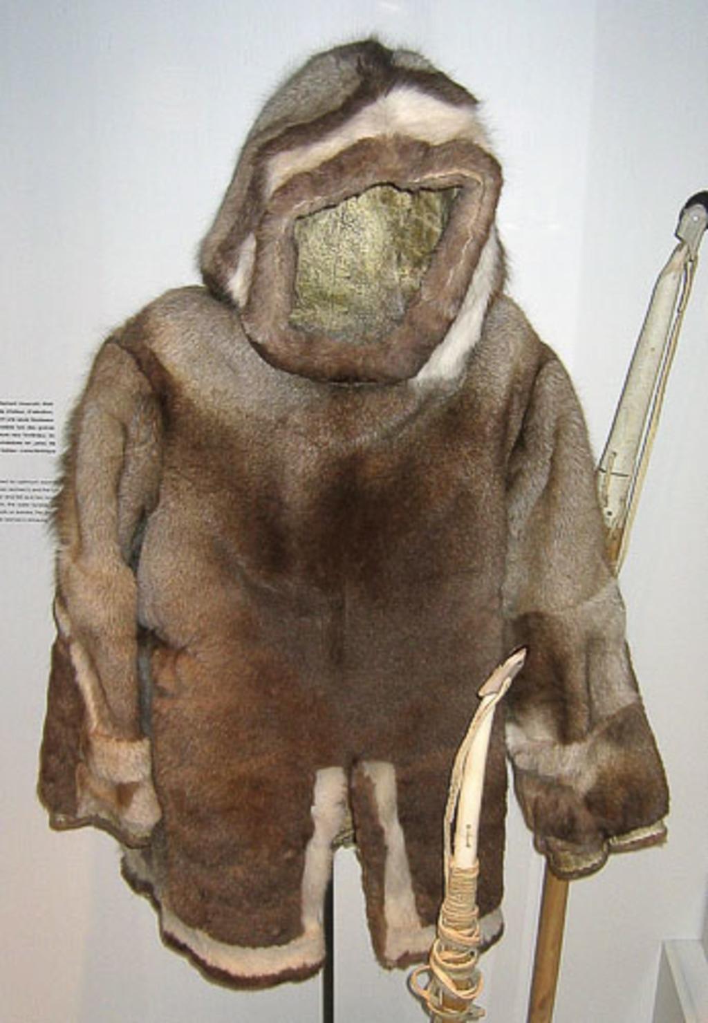 Manteau d'homme, kuletak