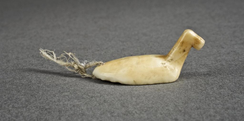 Amulette en forme d'oiseau