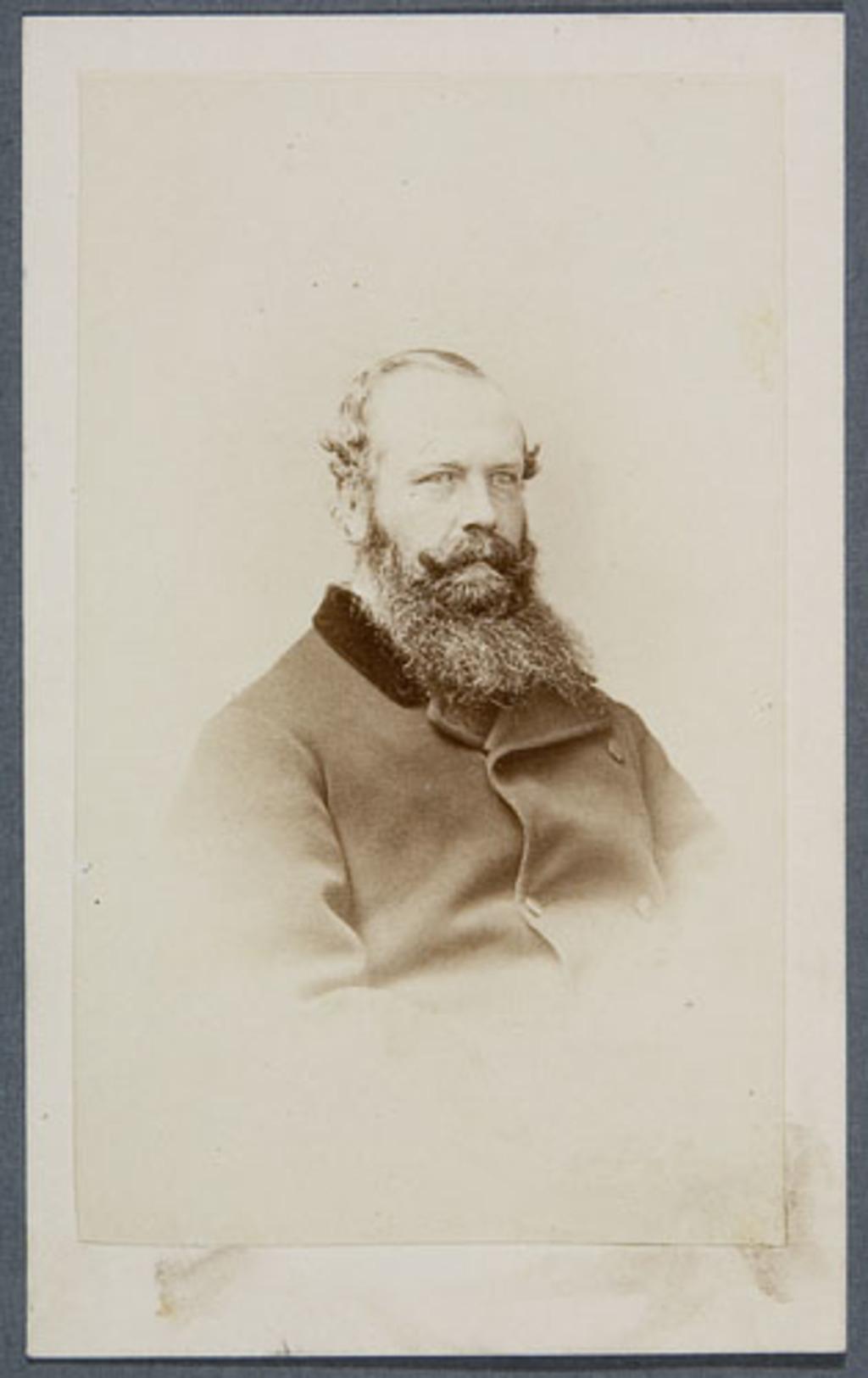 Lord Charles Stanley Monck, de l'album Eugène-Hamel