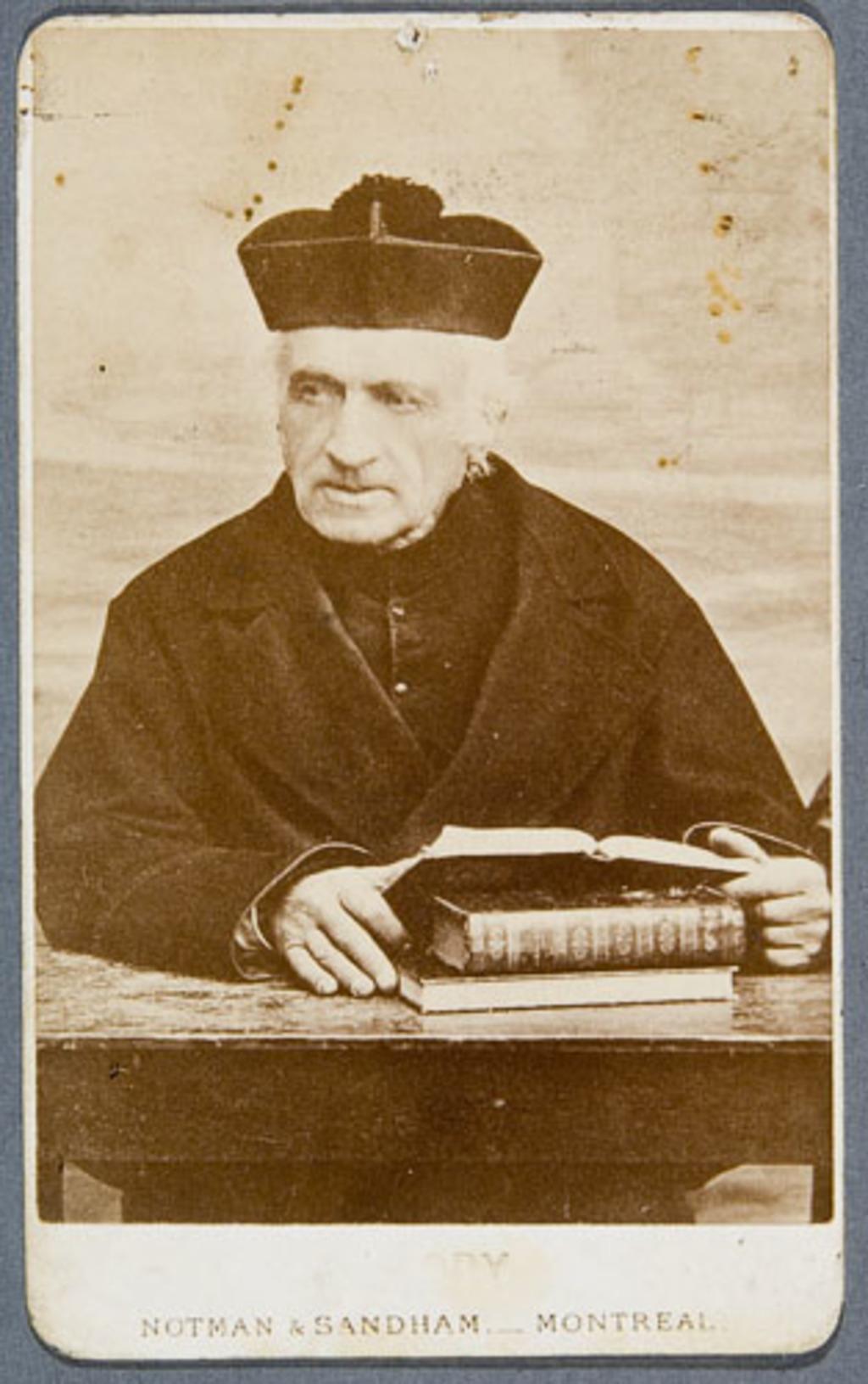 Le Père Félix Martin, s.j., de l'album Eugène-Hamel