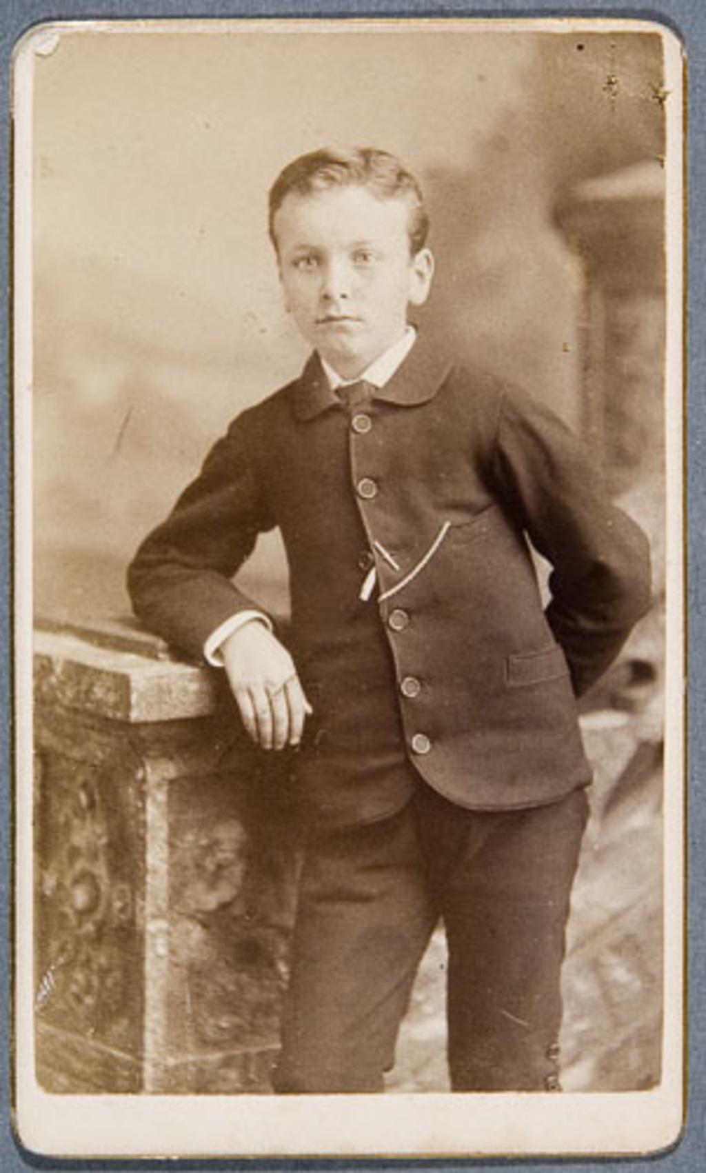 Jules Hamel, de l'album Eugène-Hamel