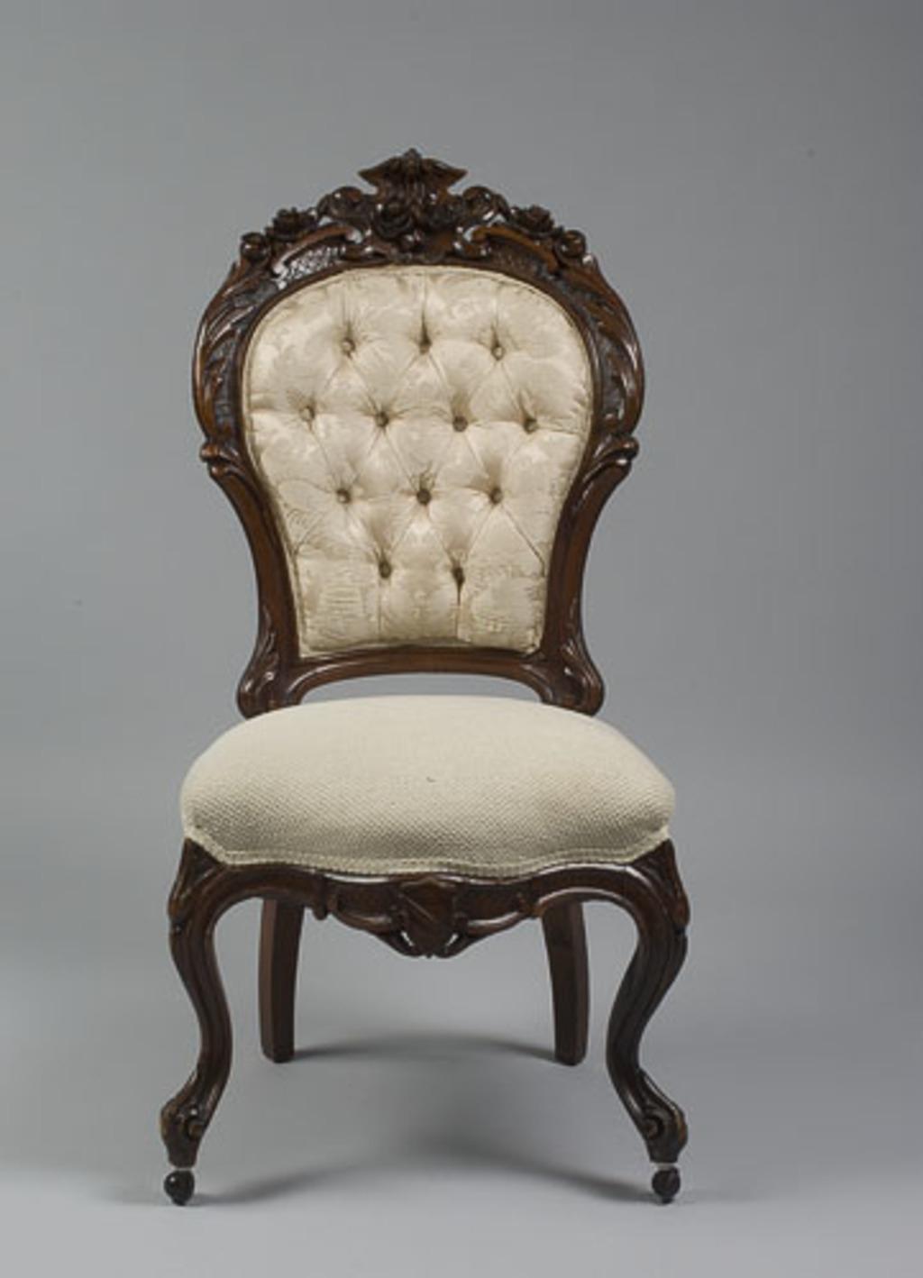 Chaise néorococo