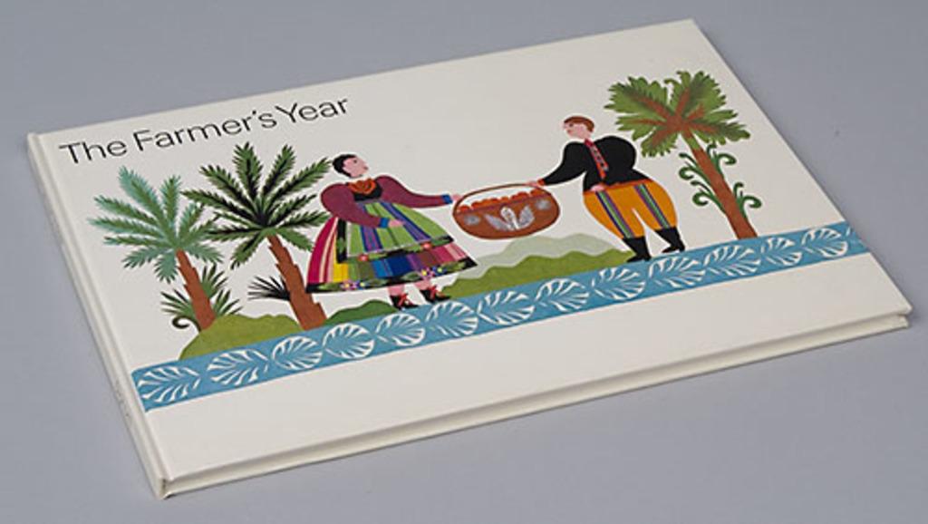 Livre « The Farmer's Year »