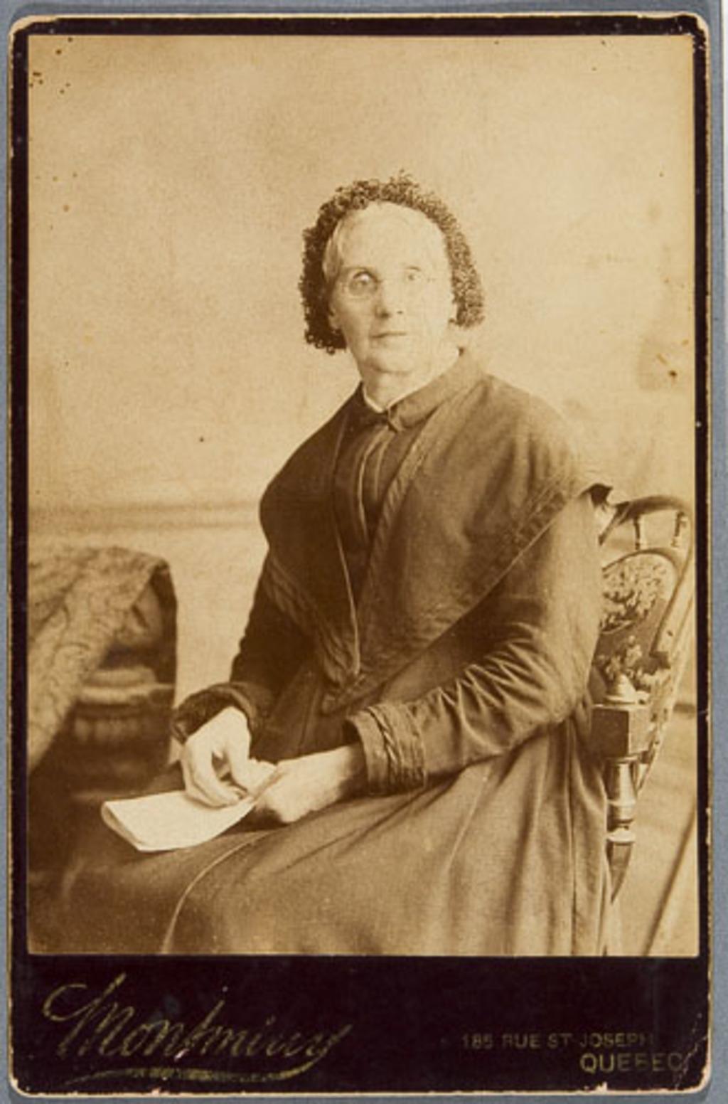 Mademoiselle Adélaïde Bigaouette