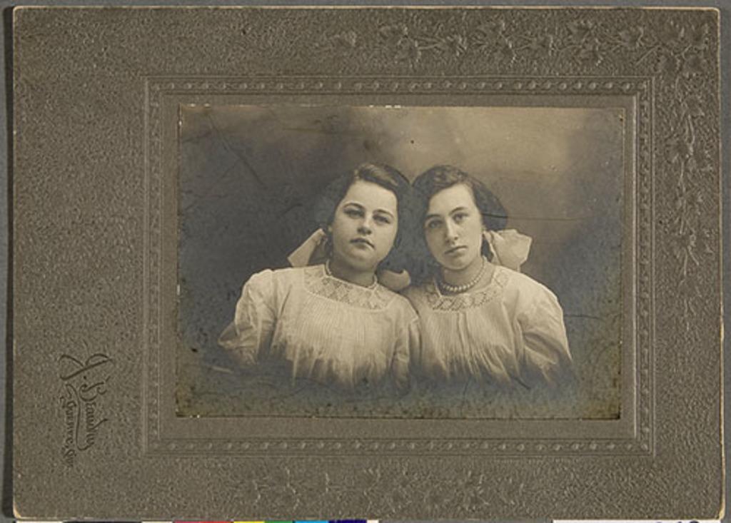 Gabrielle et Juliette Alméras