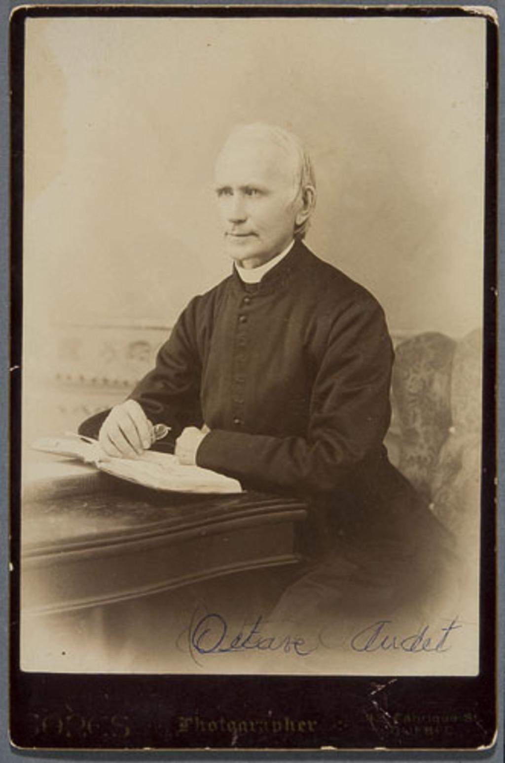 L'Abbé Isidore-François-Octave Audet