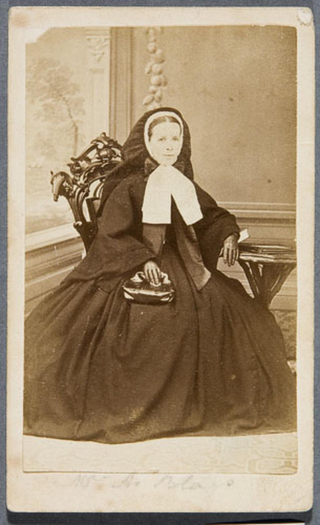 Madame A. Blais (?)