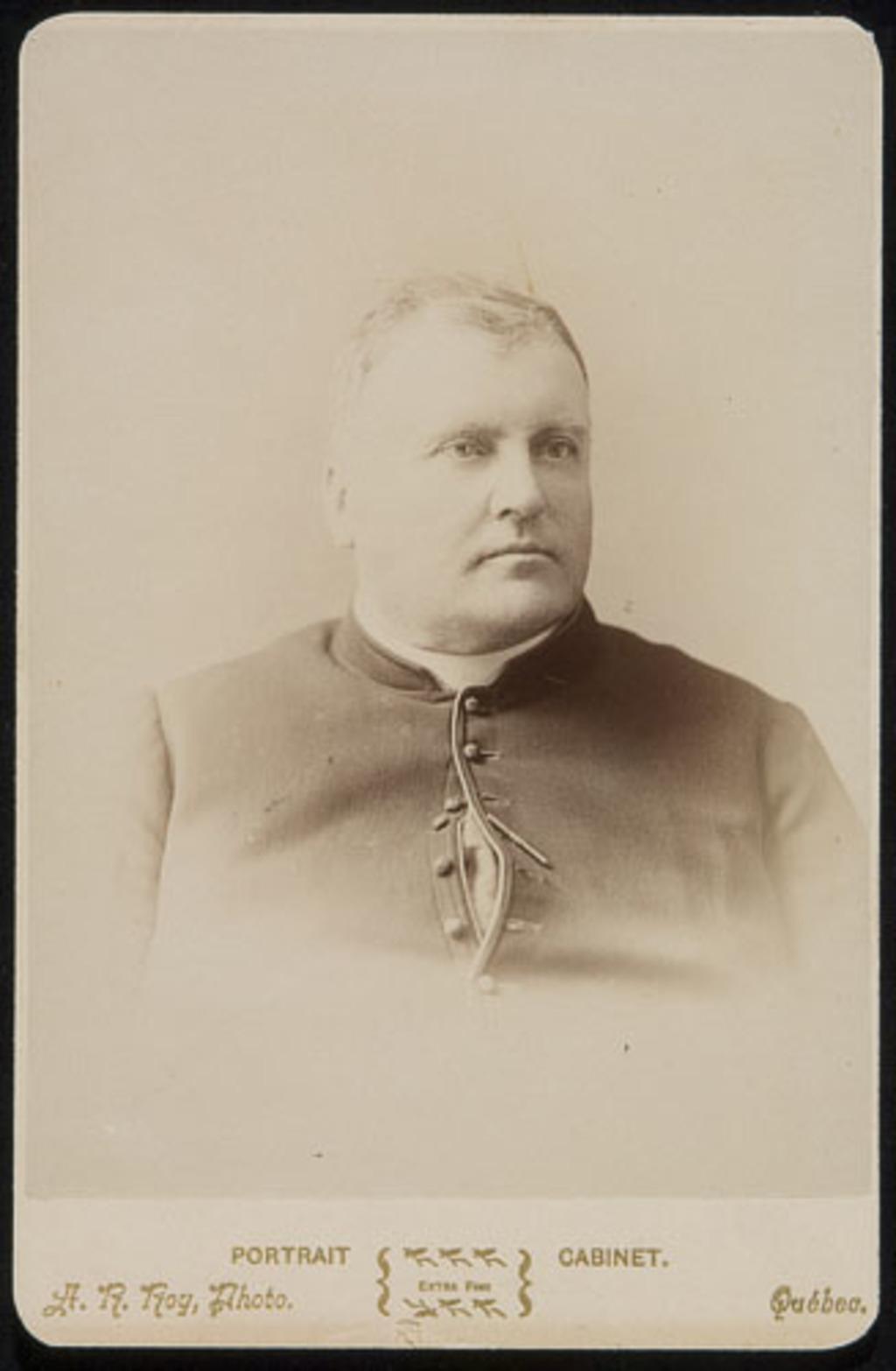 Monseigneur Antoine Labelle, de l'album de la famille Boulanger