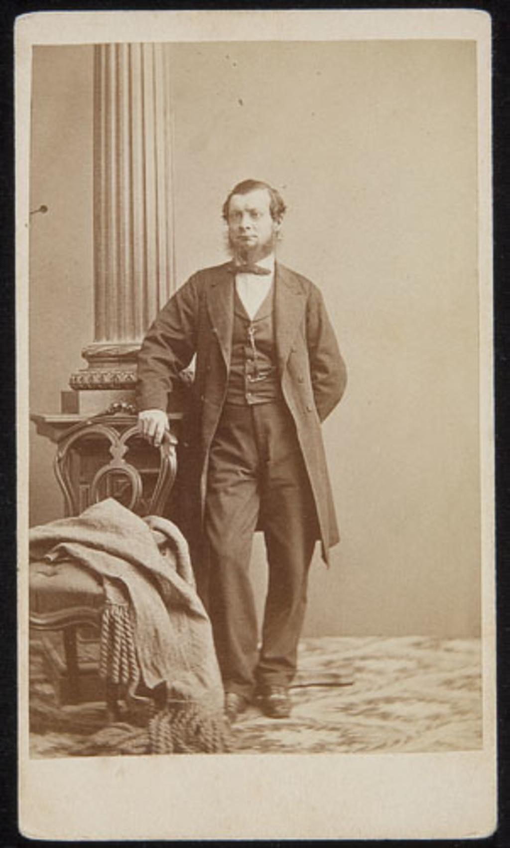 Le Docteur Jean-Gaspard Bibaud, d'un album de famille