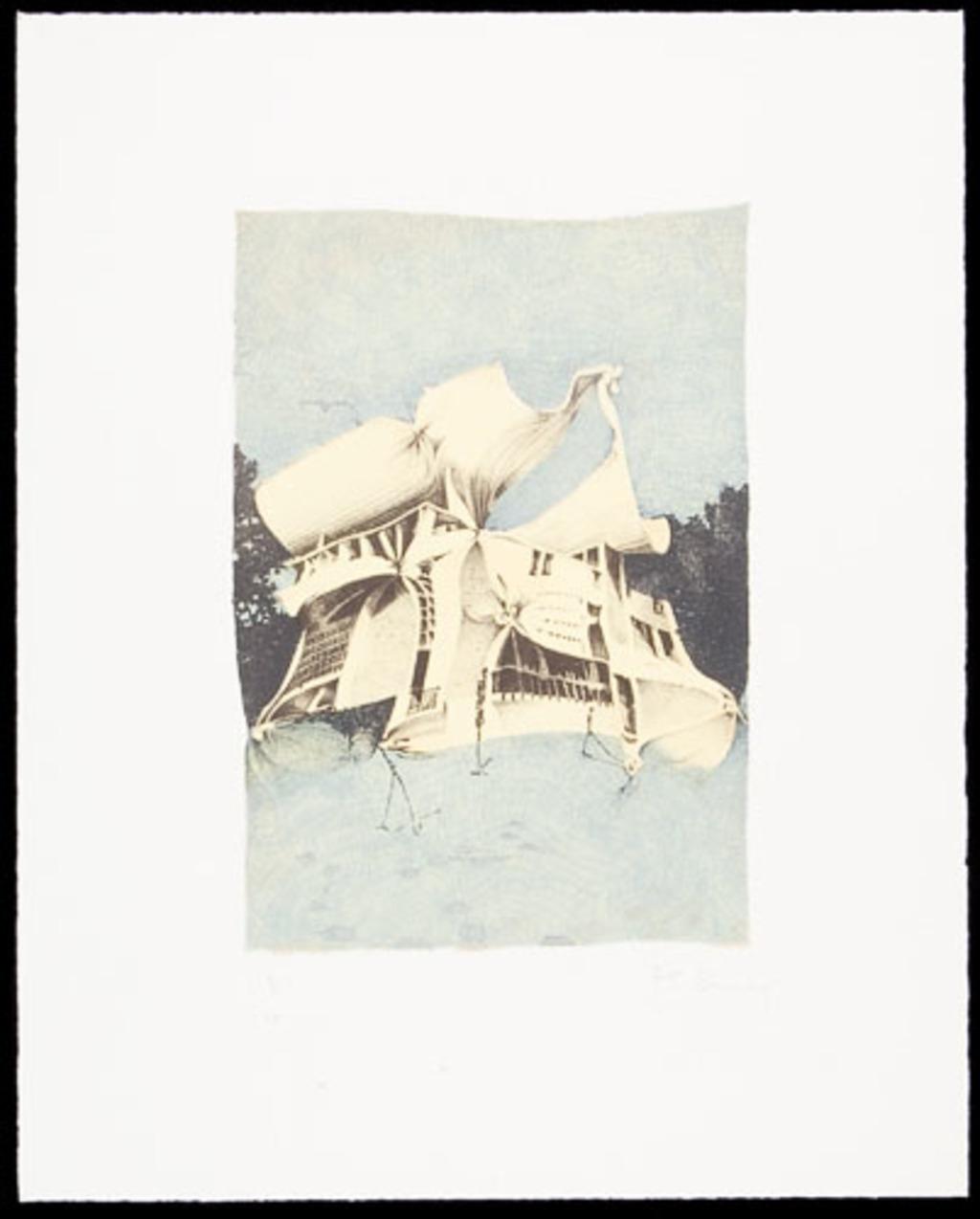 Sans titre, de l'album Fondation Marguerite et Aimé Maeght - 10e Anniversaire