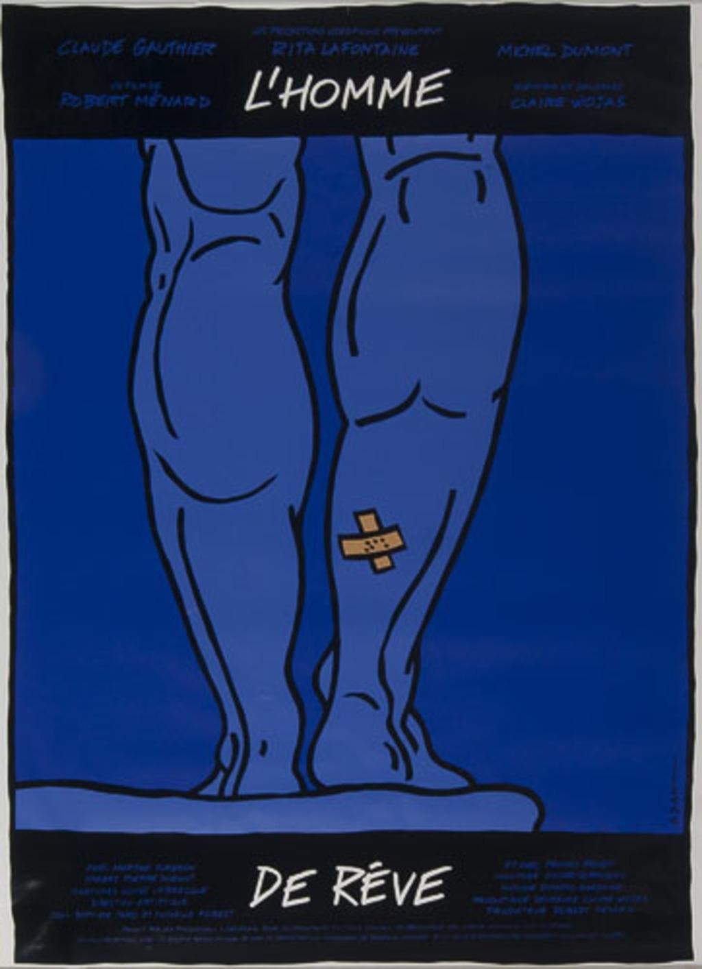 Affiche « L'Homme de rêve »