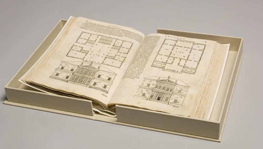 Quattro Libri dell'architettura