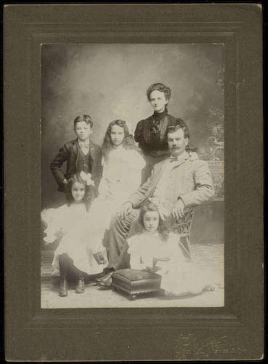 La Famille Asselin de Vallée-Jonction