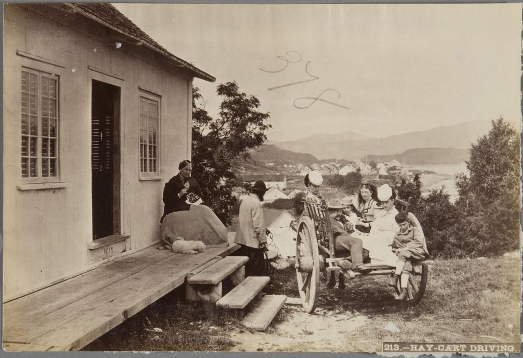 La Famille Livernois à La Malbaie