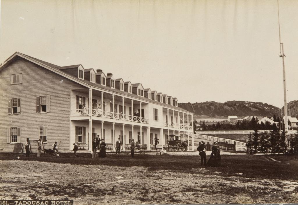 L'Hôtel Tadoussac