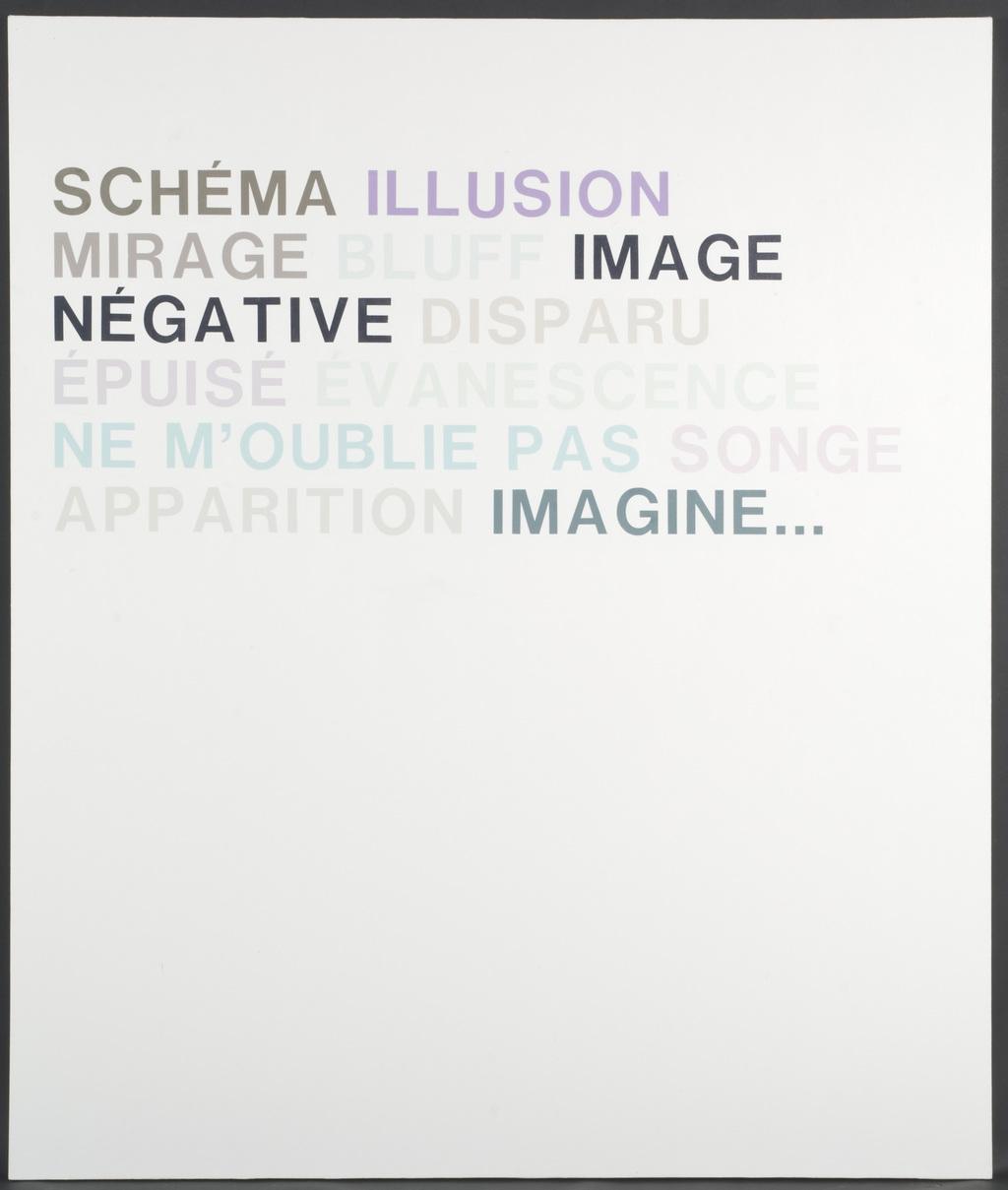 Schéma - Imagine...