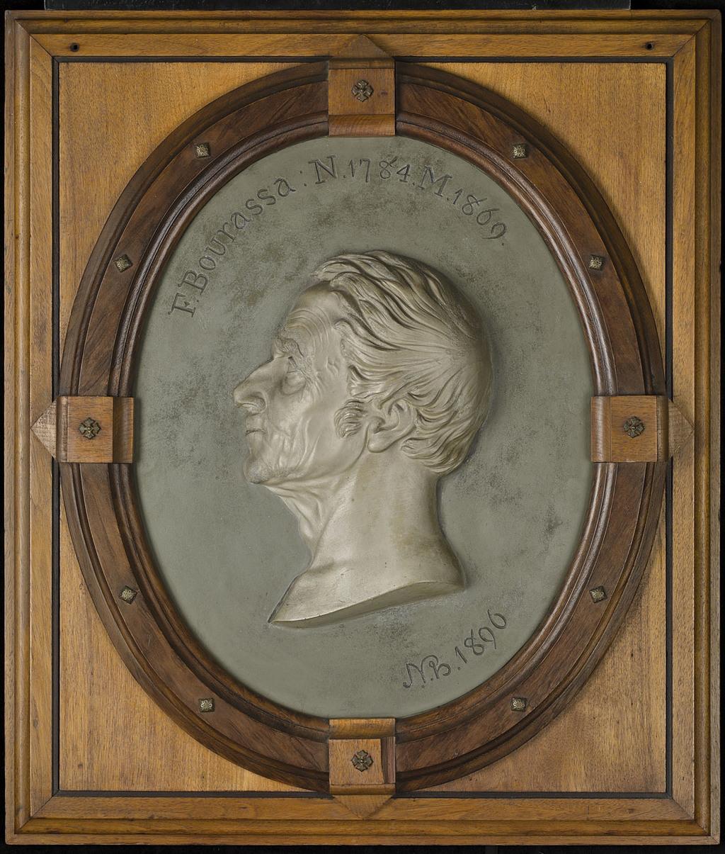 François Bourassa, père de l'artiste