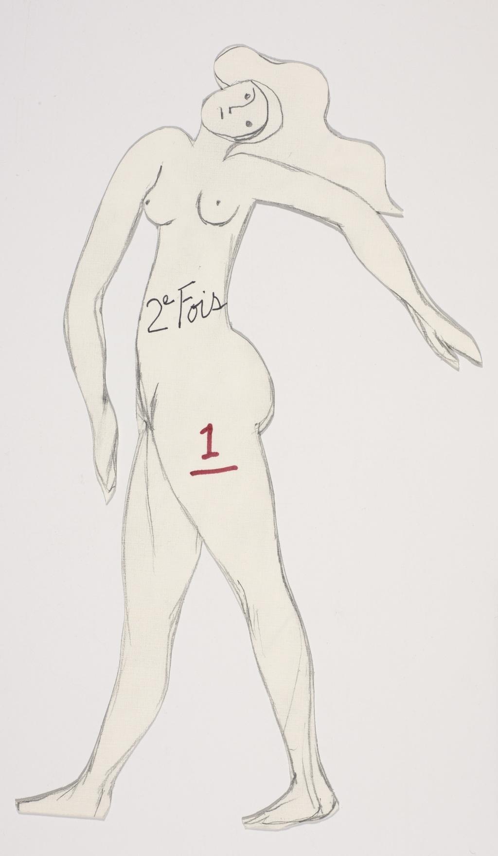 Lot de dix gabarits pour femmes nos 1, 8, 10, 11, 14, 15, 35, 56, 80 et 92