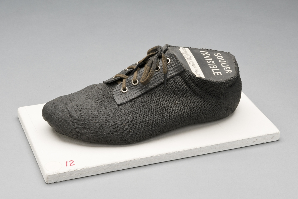 Soulier invisible