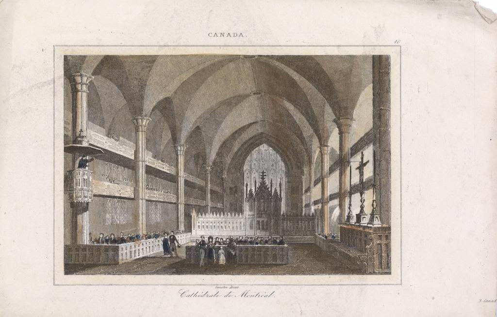 La Cathédrale de Montréal