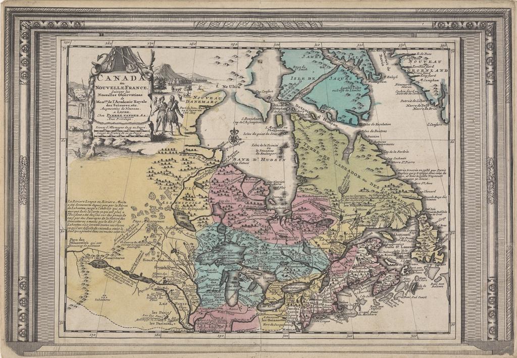 Canada ou Nouvelle-France