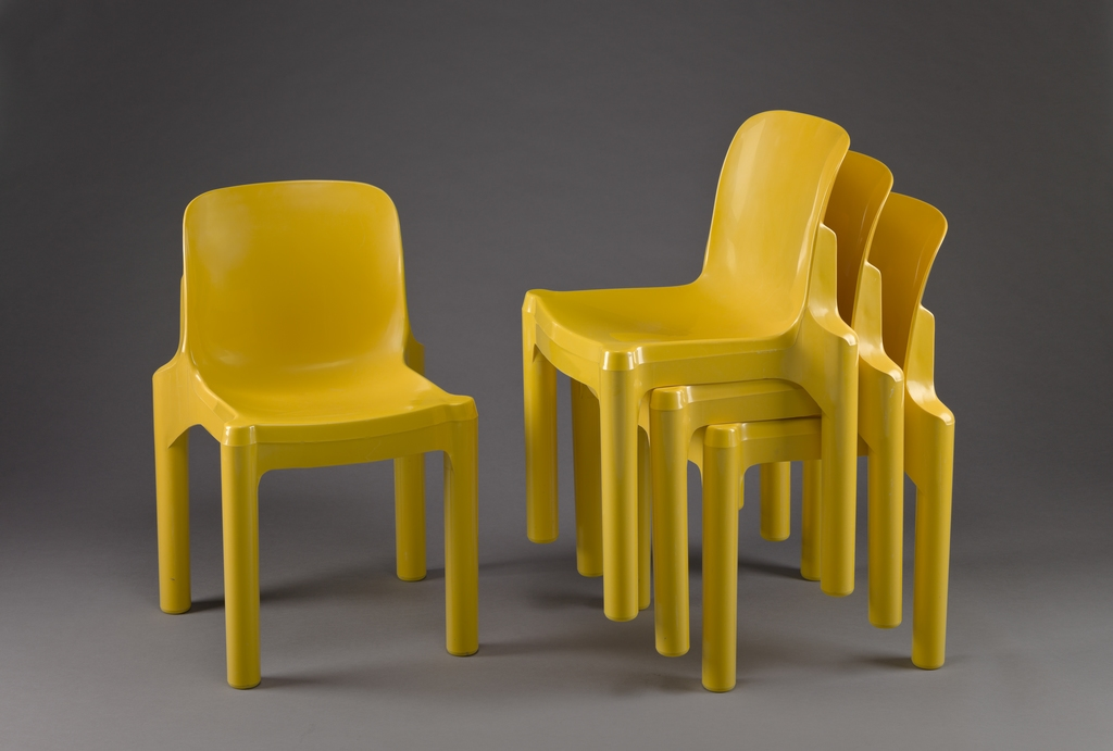 Chaise empilable, de la série « Avant-Garde 2000 »