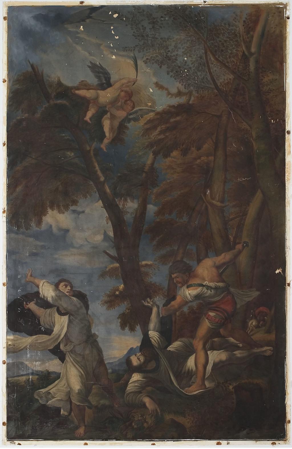 Le Martyre de saint Pierre de Vérone