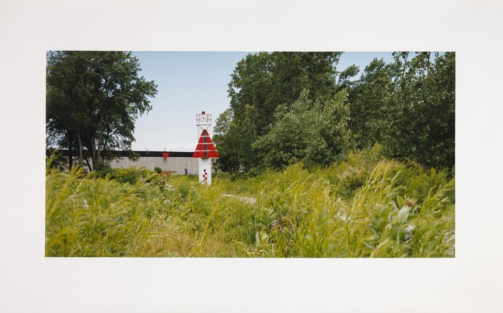 Lac Ontario, Toronto, Ontario, de la série « Paysages étalonnés »