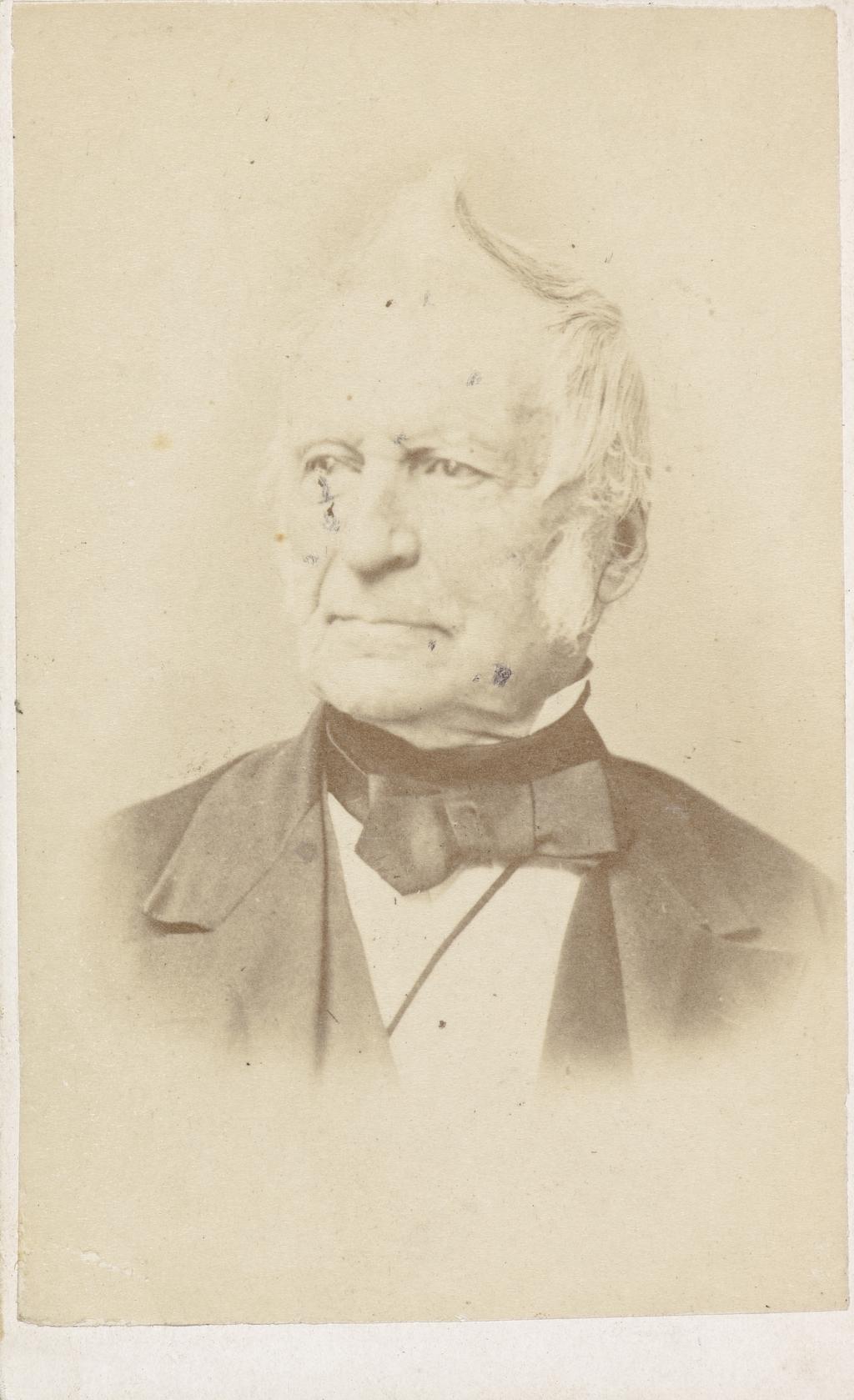 Louis-Joseph Papineau, de l'album de collection dit de Napoléon Garneau
