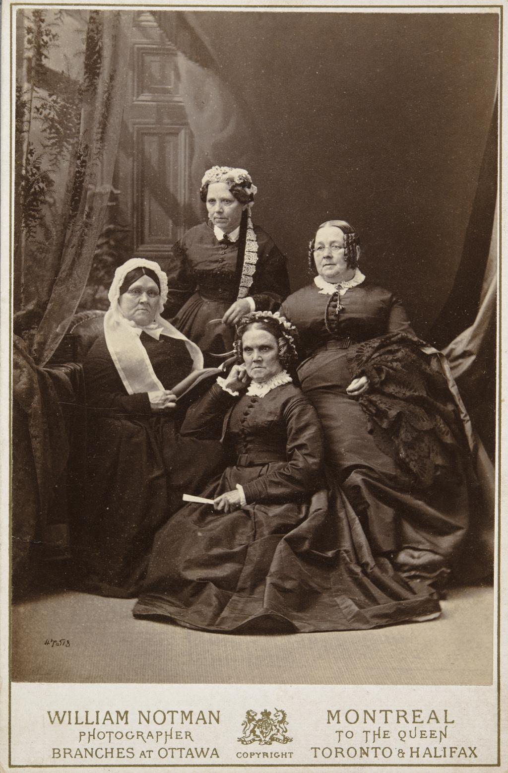 Madame Foster et ses amies