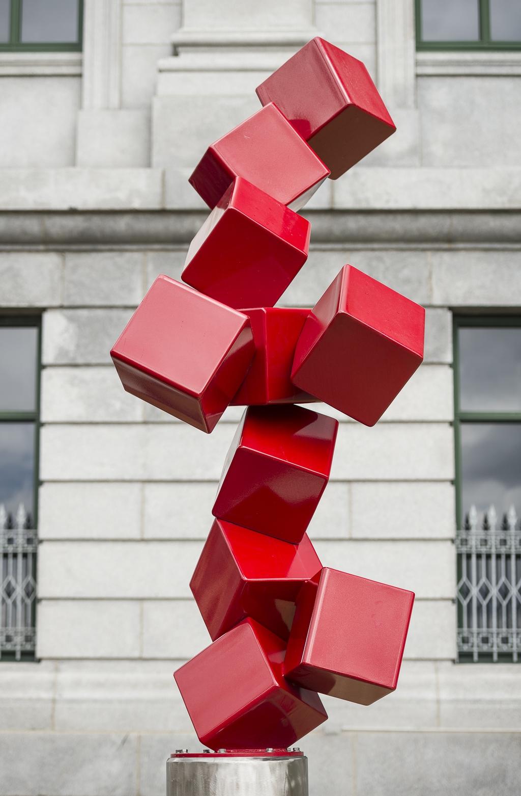 10 Pieds cubes rouges par seconde