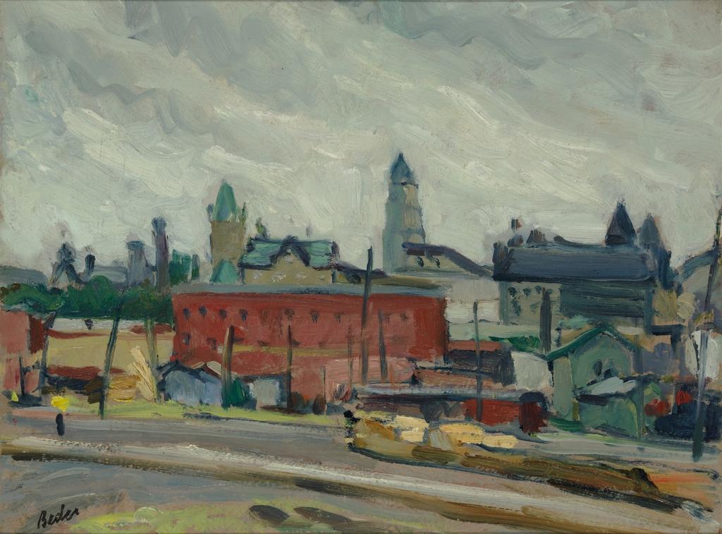 Québec en silhouette