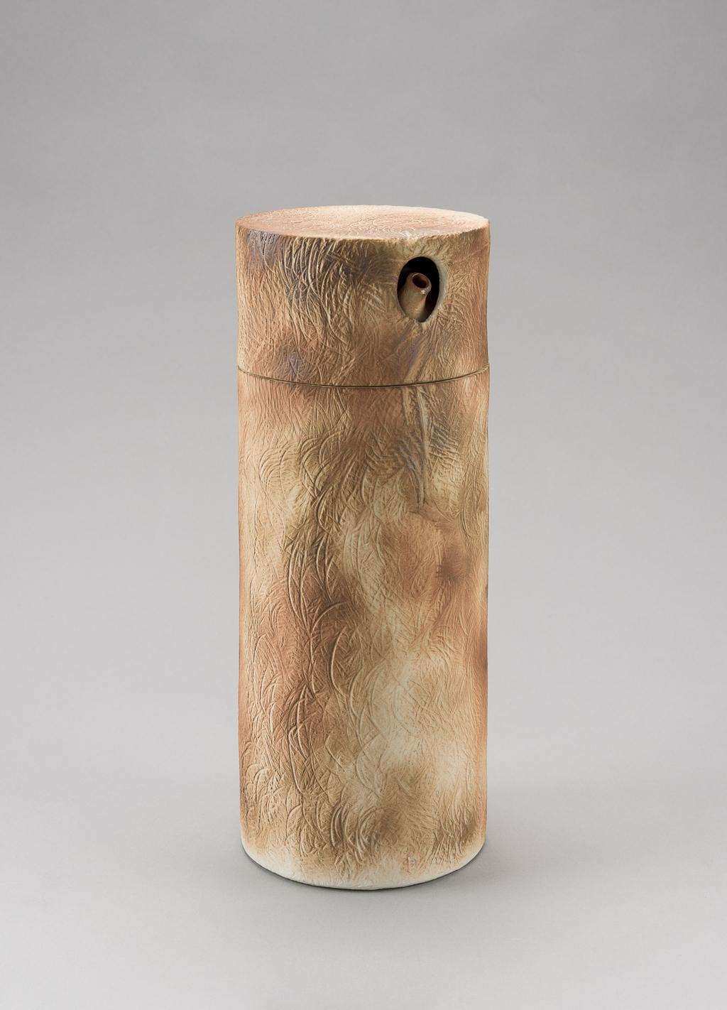 Théière-sculpture « Fourrure de loup »