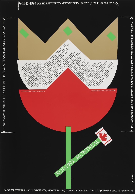 50e Anniversaire de l'Institut polonais des arts et des sciences au Canada