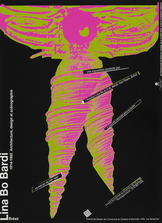 Lina Bo Bardi 1914-1992. Architecture, design et scénographie