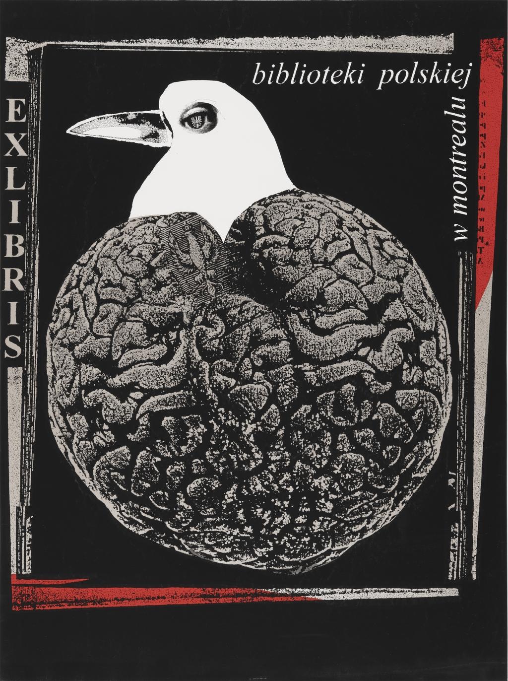 Ex libris. Biblioteki polskiej w Montrealu