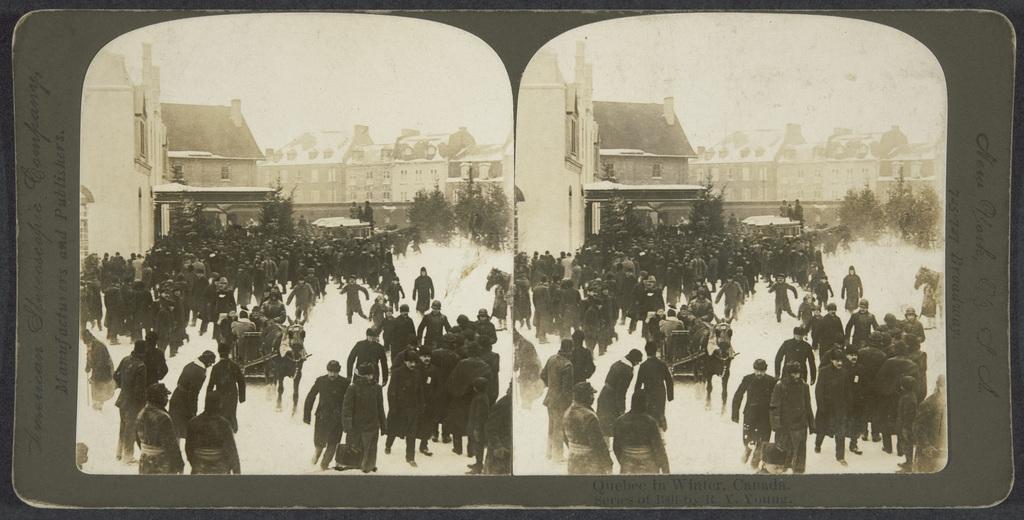 Carnaval d'hiver, Québec