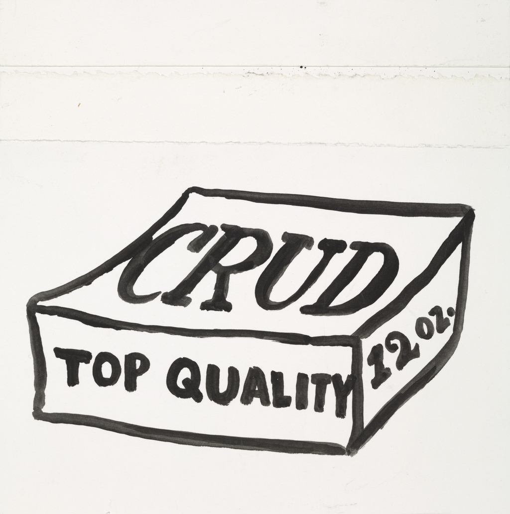 Crud (pop out)