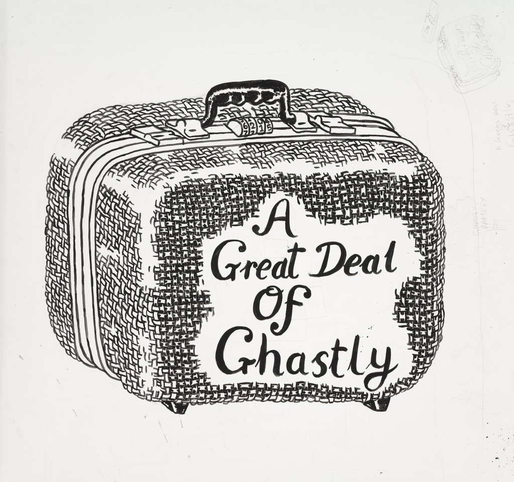 A Great Deal of Ghastly