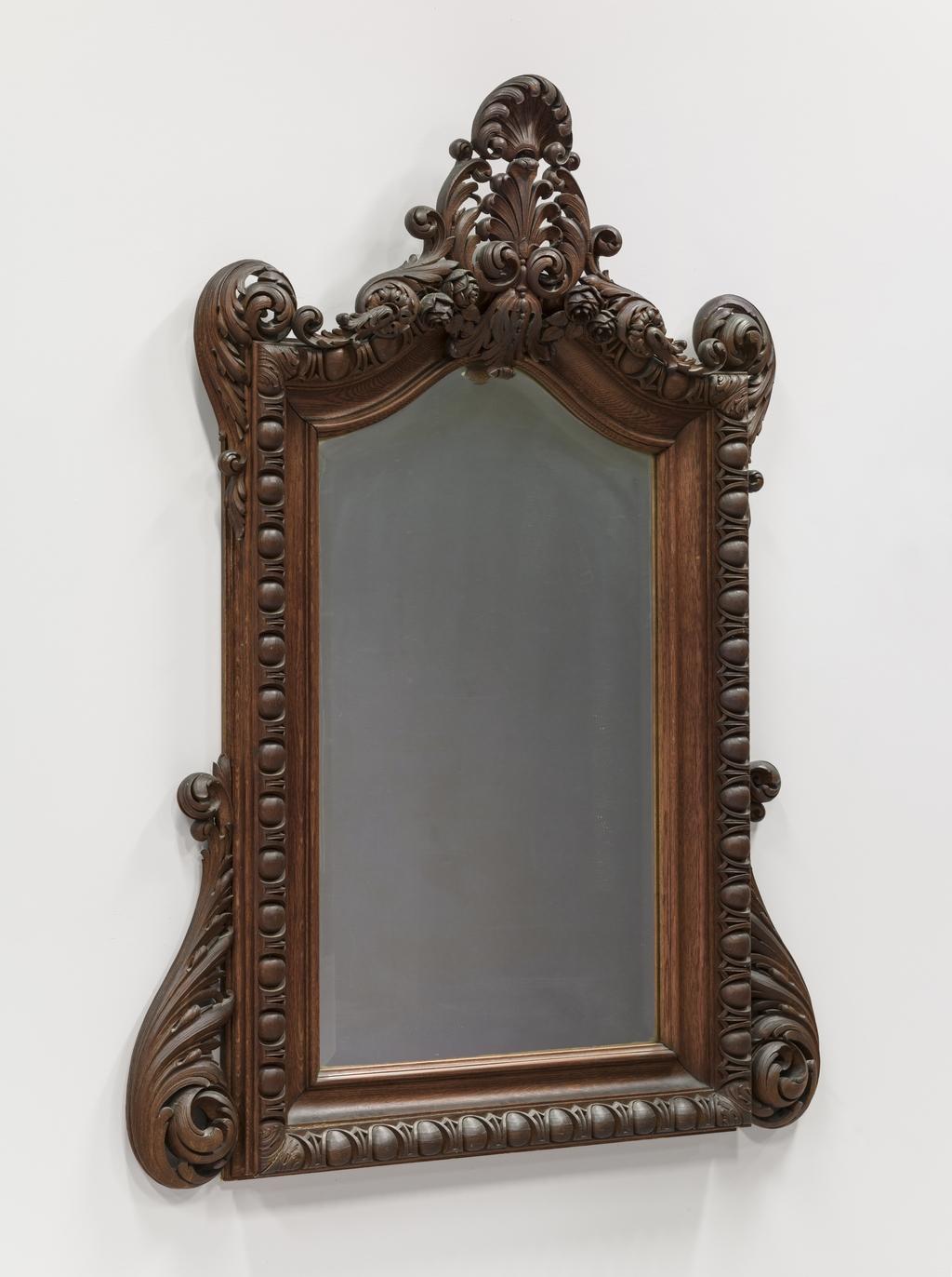 Miroir de console de style néo-Renaissance