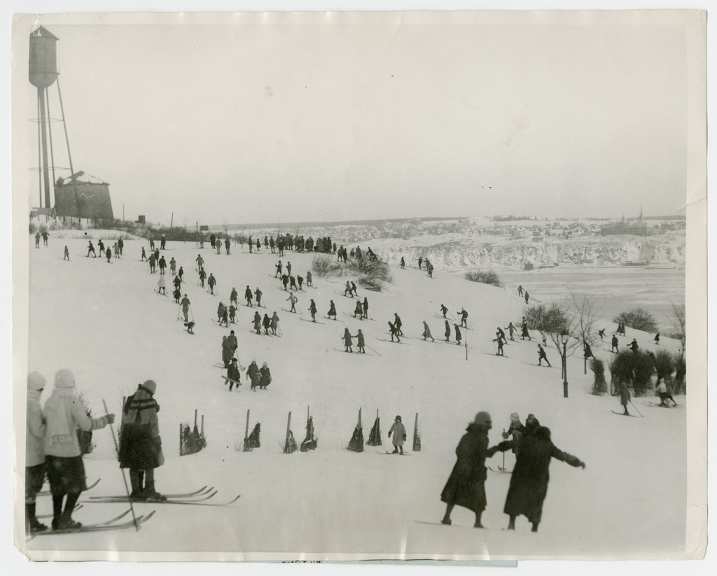 Carnavals et souvenirs d'hiver