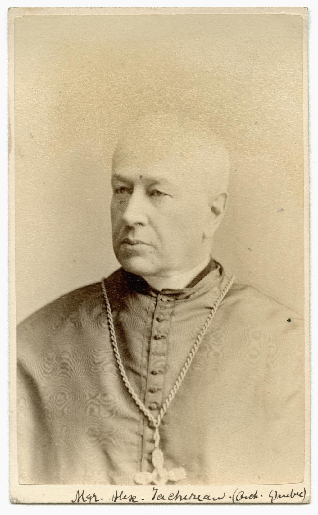 L'Archevêque Elzéar-Alexandre Taschereau
